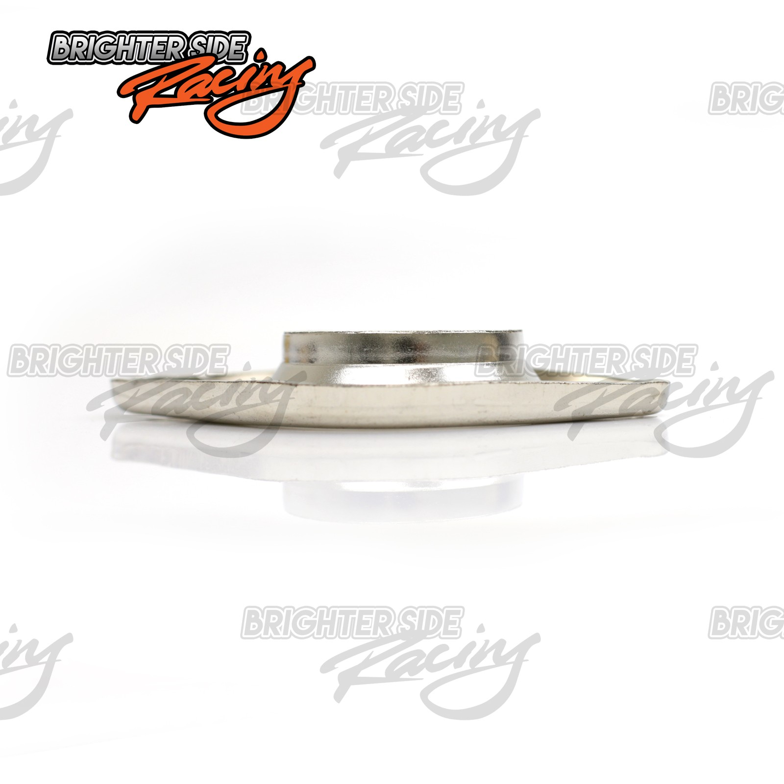 """FOR TOYOTA 1PC 3.5/"""" 2.3/"""" EXHAUST FLANGE COLLECTOR GASKET METAL CLAD 2 BOLT HOLE"""